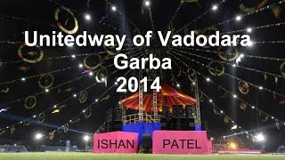 Unitedway Of Vadodara Garba 2014