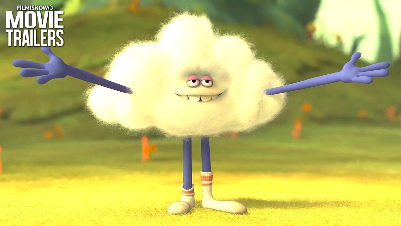 Meet CLOUD GUY From The TROLLS Movie Ft Justin Timberlake And Anna Kendrick HD