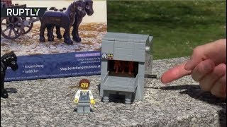 Life, death and LEGO: Vienna Burial museum uses toys to teach kids the inescapable fact