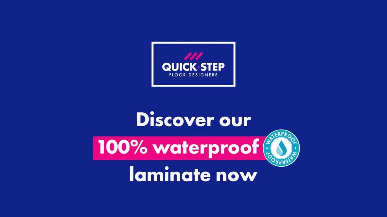 Quick Step Waterproof Laminate Flooring