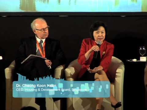 'Eco Cities' panel discussion at World Cities Summit 2012