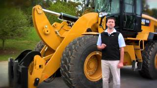Cat K Series Small Wheel Loaders Overview.