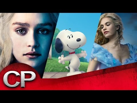 News CP: Game of Thrones, La Cenicienta, X-MEN: Apocalypse - HD