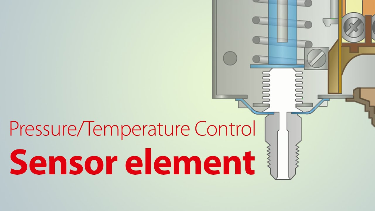 small resolution of pressure and temperature control sensor element mobile learning bite youtube