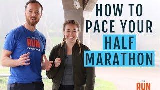 Half Marathon Pacing Strategy