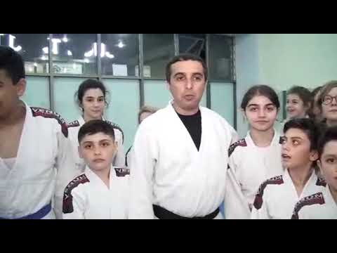 Branch Dojo Aikikai Aikido Azerbaijan