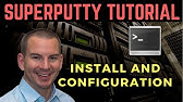 Solar-PuTTY Free Tool Overview - YouTube