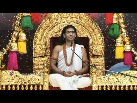 Spontanious Enlightenment- Patanjali Yoga Sutras 140 -  30th March 2011-short Nithyananda videos