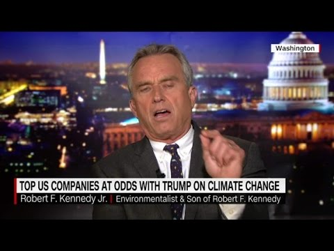 "RFK Jr.: Trump ""turning America into a petrol state..."