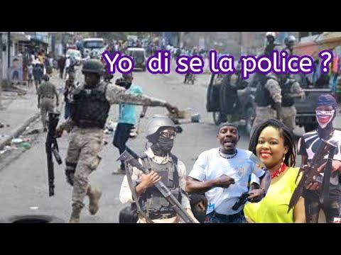 Port-au-Prince santi lapolis tire revanj... Inosan tonbe pou koupab konn moun yo ki fe masak la