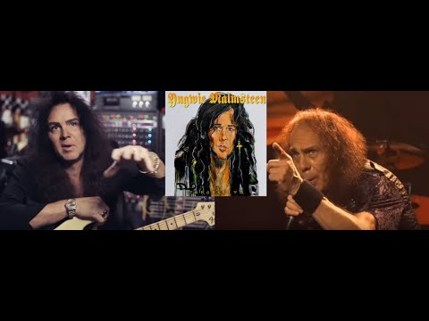 Yngwie Malmsteen and DIO, why they never collaborated - interview posted + U.S. tour + new album