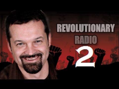 Flat Earth Clues Interview 40 - Revolutionary Radio via Skype Audio - Mark Sargent ✅