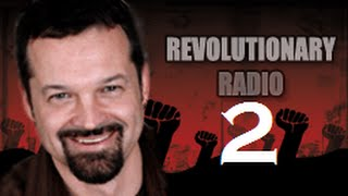 Flat Earth Clues Interview 40 - Revolutionary Radio via Skype Audio - Mark Sargent ✅