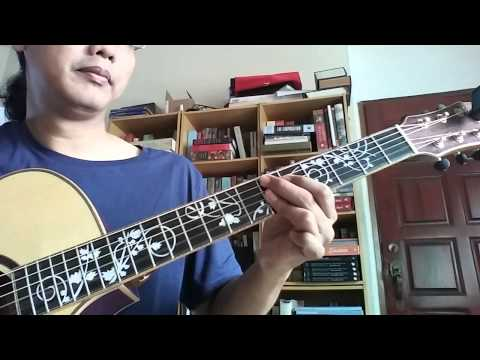 Jazz Guitar Lesson: 3-note Jazz Blues Chords in Bb | Az Samad