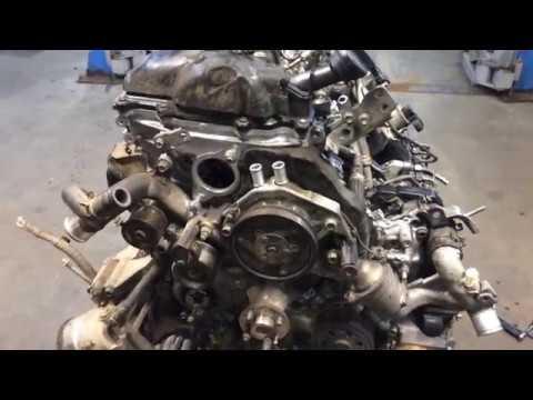Ремонт двигателя 1VDFTV LC200