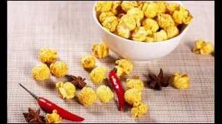 Popcorn is a Crazy Delicious, Crazy Healthy Snack Food; Gourmet Popcorn Flavors
