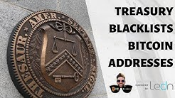 US Treasury Blacklisting Bitcoin Addresses | BTC Smart Contracts | Sats Back With Casa