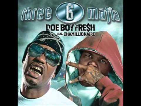Trips-Real Raw Death-(3-6 Mafia-Dope Boy Fresh) Pick The Beat #4