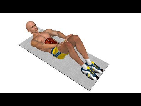 Комплекс для начинающих, базовые упражнения в категории