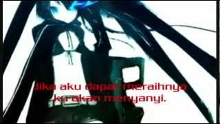 [PV] Hatsune Miku - Black ★ Rock Shooter Indonesia version