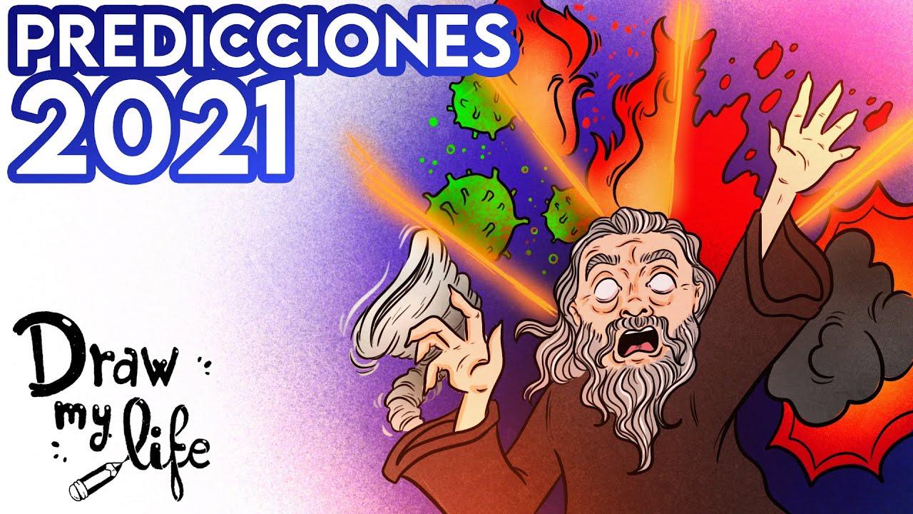 PREDICCIONES para el 2021 | Draw My Life en Español