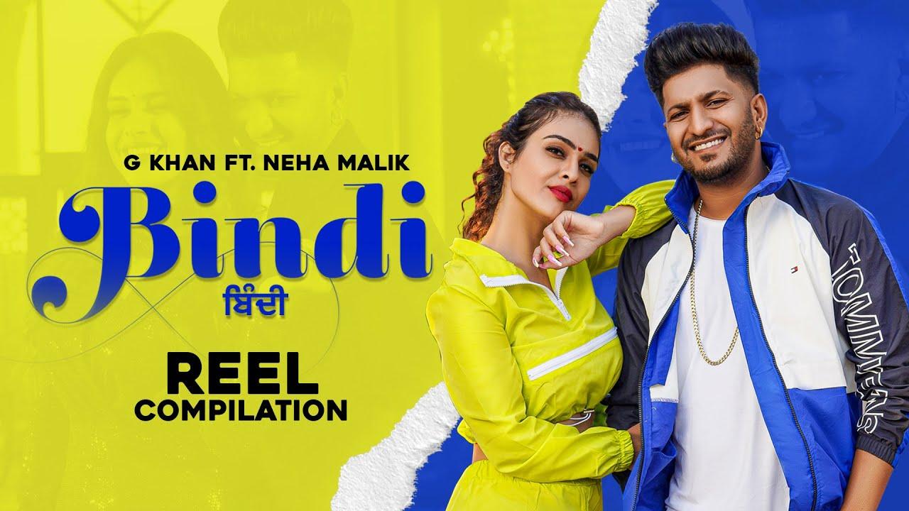 Bindi (Insta Reels) | G Khan ft Neha Malik | Garry Sandhu | Latest Punjabi Song 2021 | Speed Records