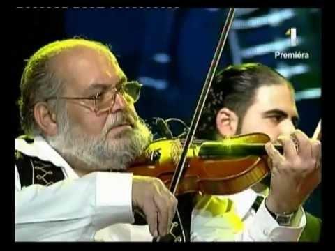 Gypsy Devils (Cigánski diabli) Megakoncert 2011 - Čardáš