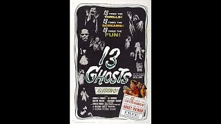 13 Ghosts - Movie Trailer (1960)