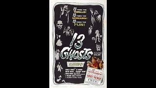 Video 13 Ghosts - Movie Trailer (1960) download MP3, 3GP, MP4, WEBM, AVI, FLV Juni 2017