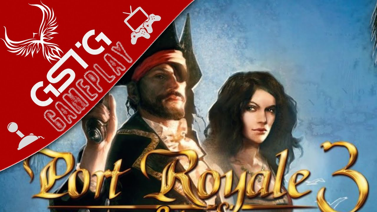 Port Royale 3 Pirates Merchants Gameplay By Gstg Ps3