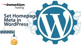 How to Set your Homepage Meta in WordPress
