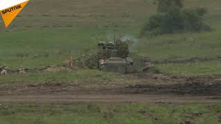 NATO's Saber Guardian 2017 Exercise in Romania