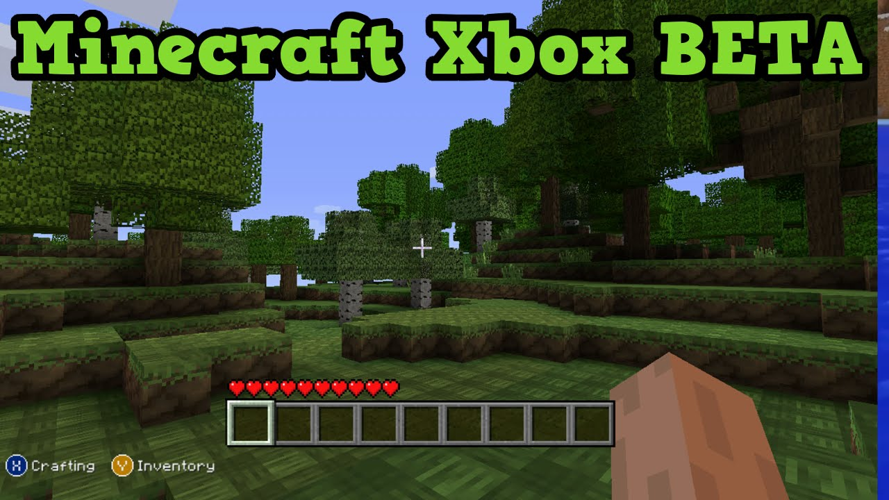 minecraft xbox 360 transfer update to xbox one when it. Black Bedroom Furniture Sets. Home Design Ideas