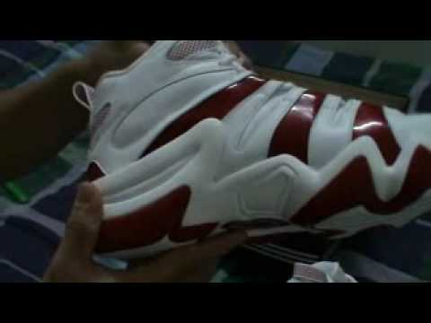 UNBOXING Adidas KB Crazy 8 RED WHITE