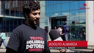 SEL 137: Adolfo Almarza compartió su experiencia de vida con estudiantes de la UCSC