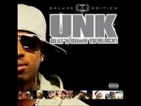 Dj Unk-Hold on hoe