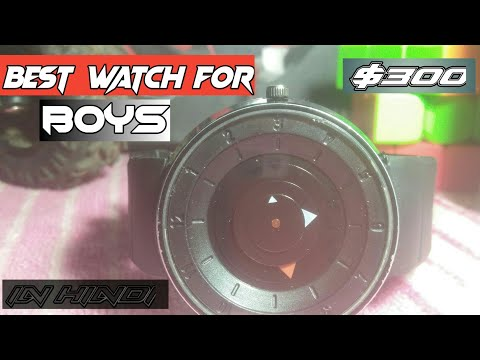 #UNBOXING WATCH IN HINDI BEST WATCH UNDER$300 BEST FOR BOYS IN FLIPKART