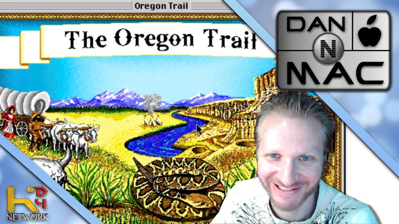 Oregon Trail - 1991 Macintosh