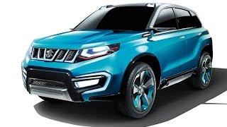 Maruti Suzuki Vitara Brezza test drive,interior & exterior-full review