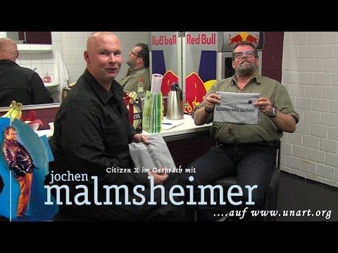 UnArt Live TV - Interview Jochen Malmsheimer, Werk°Stadt Witten 2013