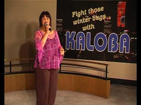 """Raewyn Ashby NZ 50Plus Karaoke """"A Place in the Sun"""""""