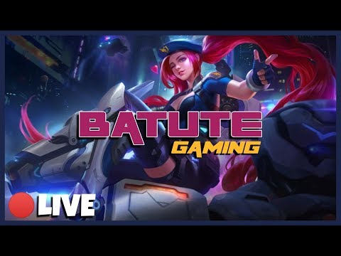 🔴Road to Mythic - Batute Gaming | Layla Main - Mobile Legends: Bang Bang thumbnail