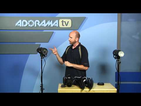 Profoto D1 Air Studio Kit: Product Reviews: Adorama Photography TV