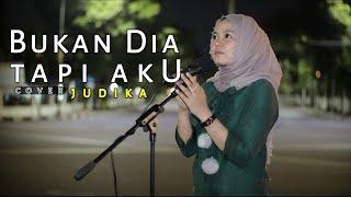 BUKAN DIA TAPI AKU cover JUDIKA by Fidiya Fatricia