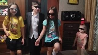 Пародия Psy-opa gangnam style