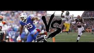 Lesean McCoy Vs Le'veon Bell (WHO'S BETTER?)