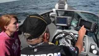 Walleye Fishing with Pro Fishing Guide Tom Neustrom