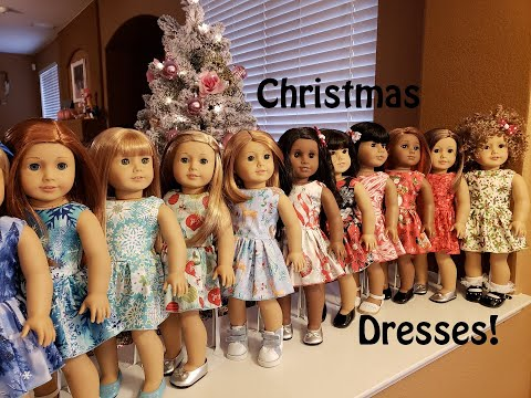 Etsy Christmas Dresses Haul!