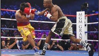 Floyd Mayweather - Manny Pacquiao maçını izle. full video. asrın boks maçı