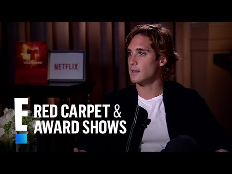 Diego Boneta Uses Tip From Tom Cruise to Play Luis Miguel | E! Live from the Red Carpet